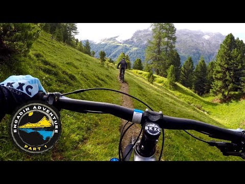 FINDING FLOW IN ST. MORITZ | Mountain Biking the Engadin in Switzerland