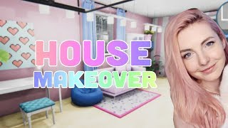 LDSHADOWLADY GETS A HOUSE MAKEOVER