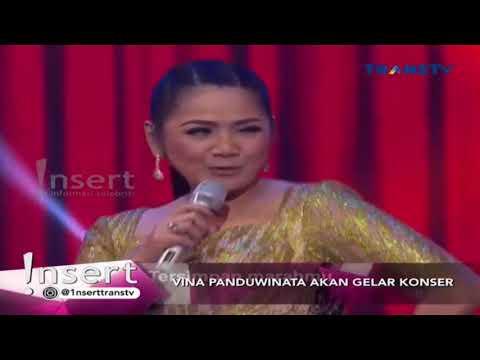 Vina Panduwinata Akan Gelar Konser   Insert Pagi (24 Agustus 2017)