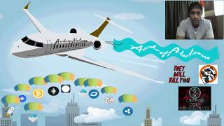 AirdropAlert Tutorial - How to get free Crypto Airdrop!