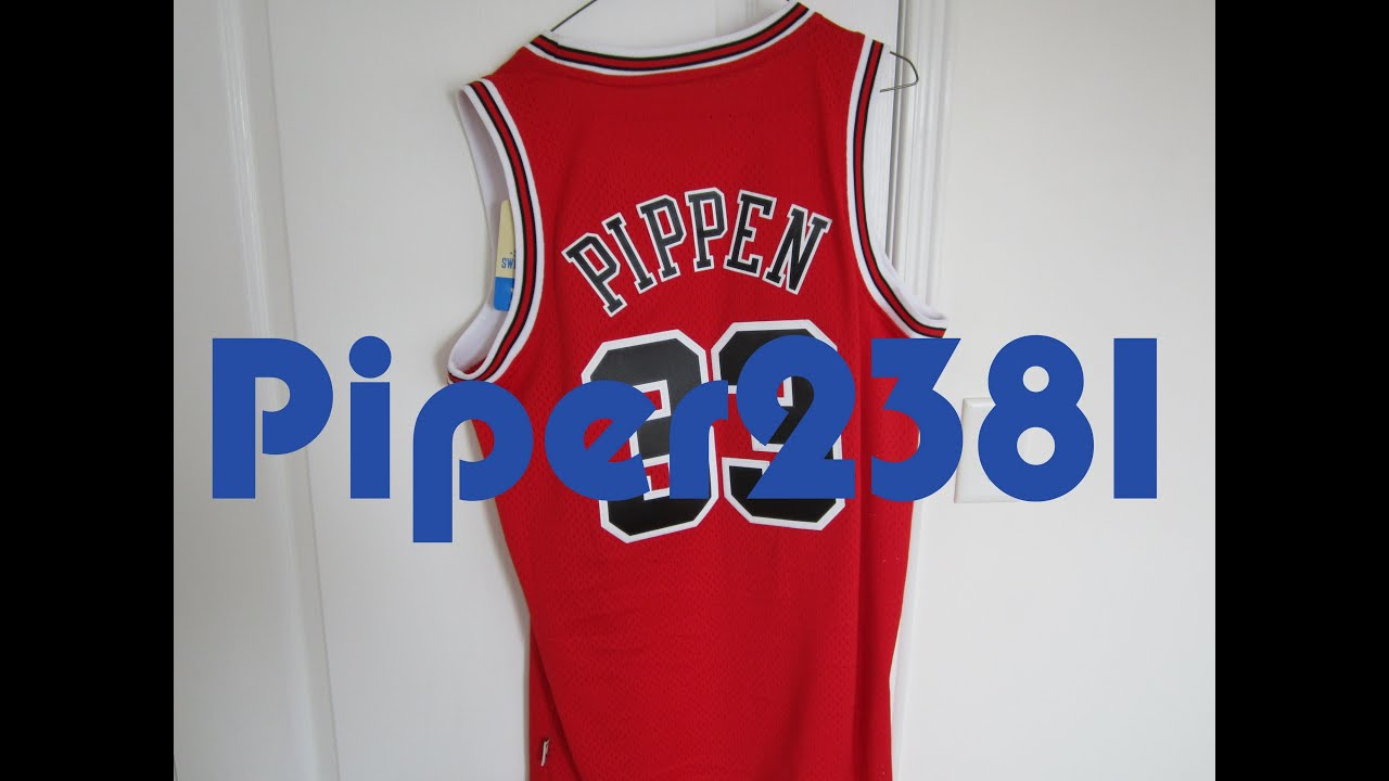 new product a98c1 cd842 Adidas Scottie Pippen Jersey