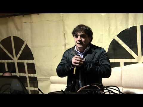 """19 Dicembre 2010, il grande maresciallo canta """"Se ..."""