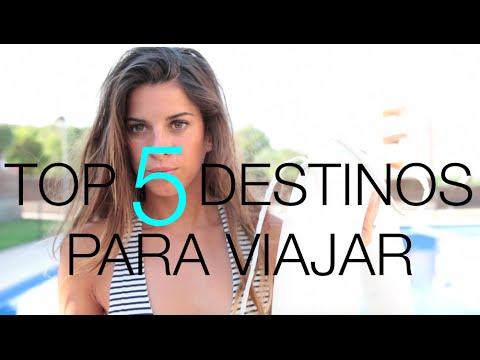 Top 5 Viajes ¿Escapada en verano? + Sorpresa