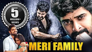 Meri Family Full Hindi Dubbed Movie   Naga Shaurya, Shamili   Telugu Hindi Dubbed Movies