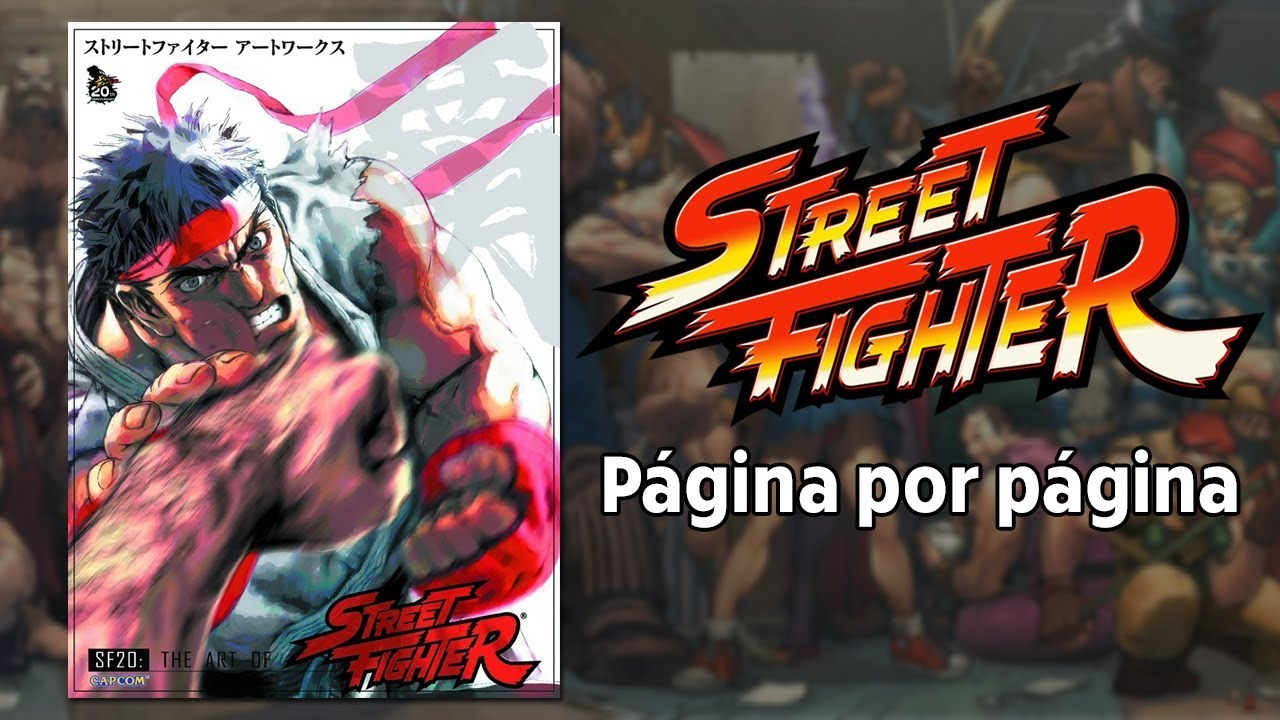 Street Fighter Art Wroks Ha Supremacy CAPCOM Artbook