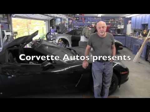Corvette C6 Automatic Transmission Service