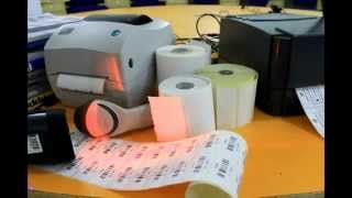 Easy to print barcodes with laser and zebra thermal printer