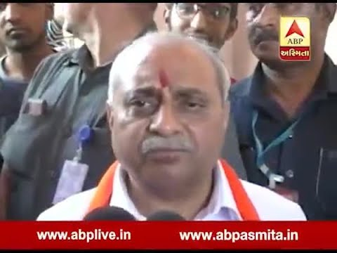 Deputy CM Nitin Patel reaction on Hardik Patel slapped