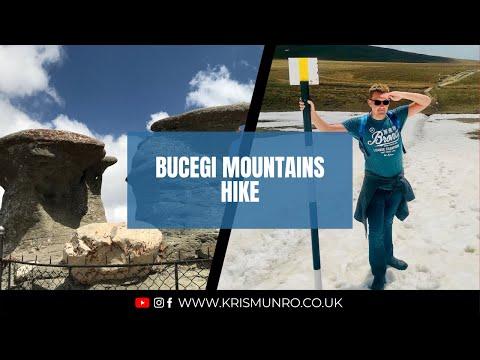 Travel Vlog : Bucegi Mountains Hiking  🇷🇴 (Sinaia, Romania) 2018
