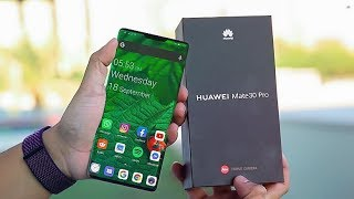 Huawei Mate 30 Pro OFFICIAL - LET'S GO!!!
