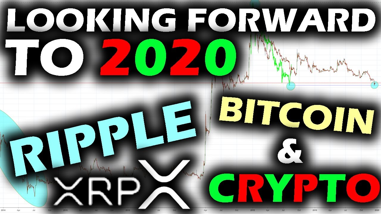 Ripple XRP has an EXCITING Year Ahead Set to RUN THE SHOW with Bitcoin and Crypto