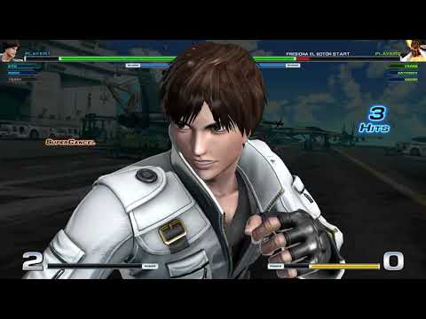 THE KING OF FIGHTERS XIV STEAM EDITION - GamePlay 3 |