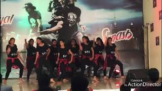 || Choli ki peeche || Steps For Rythem Dance Academy || Choreograph by Abrar ||