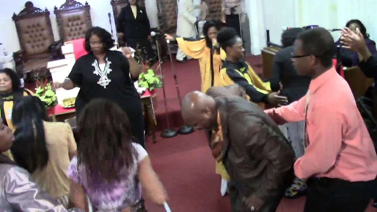 Youth Rally 2014 Holy Ghost Fire Praise Break