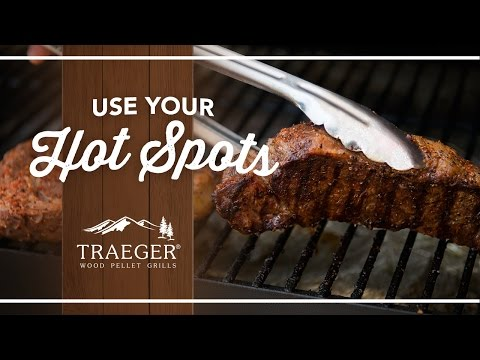 Tips from the Pros: How to Use Your Grill's Hot Spots to your Advantage | Traeger Grills