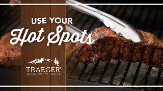 How To Use Your Grill's Hot Spots To Your Advantage By Traeger Grills