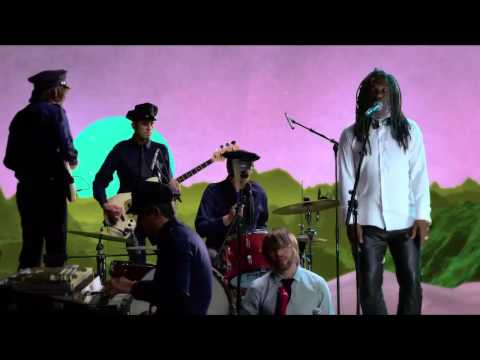 Winston McAnuff & Fixi ft. Bertrand Burgalat and AS Dragons - Rock Soul [At Ben & Bertie Show #3]
