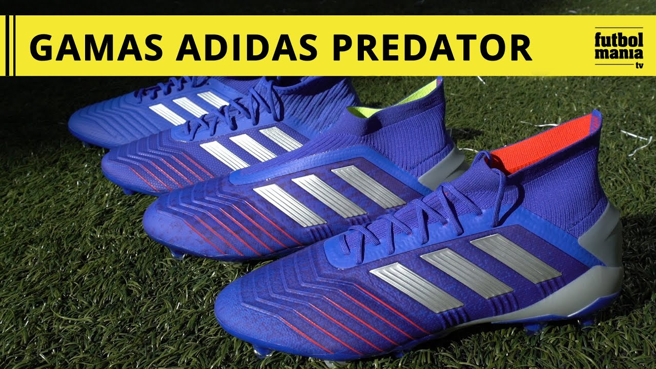 Todas las gamas adidas Predator Fútbol Emotion