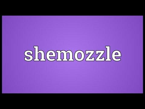 Header of shemozzle