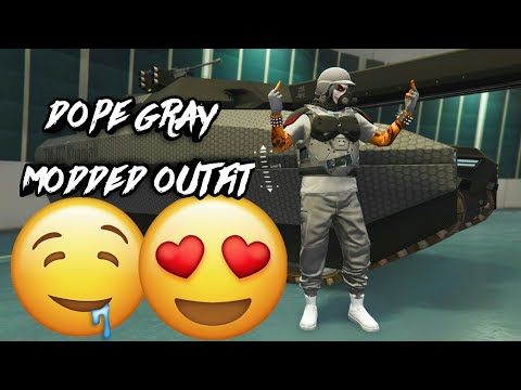GTA 5 Online- How to create MODDED FREEMODE OUTFIT Using Clothing Glitches After Patch 1.42