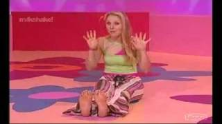 Hi5 Charli Counting Toes
