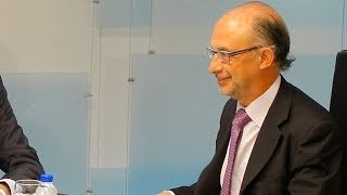 Montoro: No es admisible ninguna fórmula que estigmatice a la deuda española