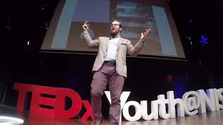 Tectonic paradigms and digesting architecture in the 21st century   Michael Guttilla   TEDxYouth@NIS