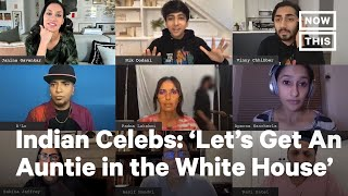 'Brown and Down' Celebrity Group Discuss the Power of Voting | NowThis