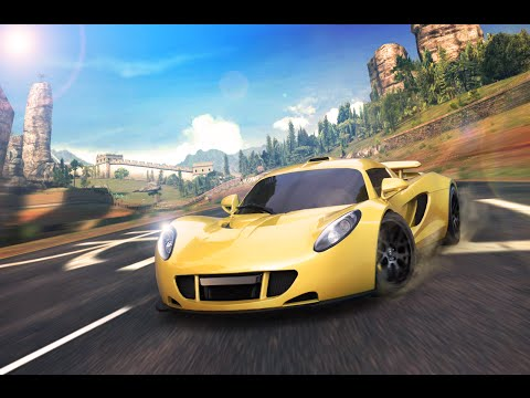 Asphalt 8: Airborne - The Hennessey Venom GT