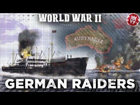Hitler's Raiders in the Pacific - Modern Warfare DOCUMENTARY