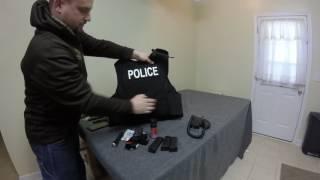 Police Officer Gear Loadout