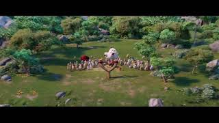 Angry birds the movie final fight with pigs