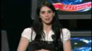 Sarah Silverman - Idol Gives Back 2008 4-9-2008