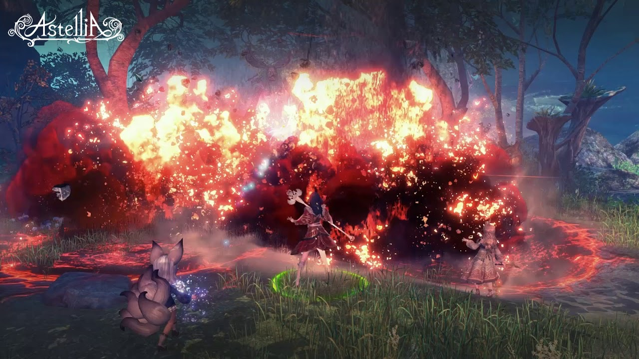Ended] Astellia Closed Beta Key Giveaway - MMOs com
