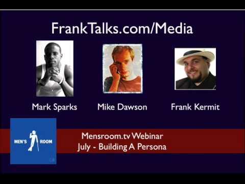 Mens room Webinar July Building a Persona