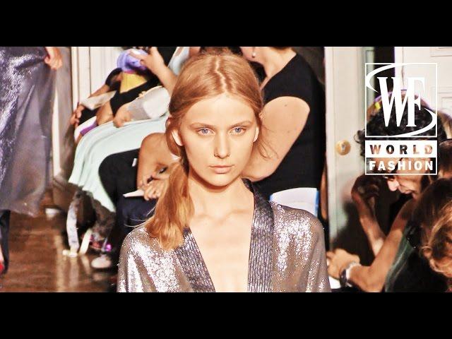 Front Row Yiking Yin Couture Fall-Winter 15-16