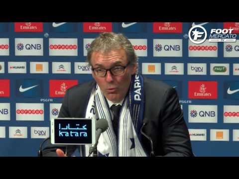 Laurent Blanc annonce la couleur pour la succession d'Ibrahimovic