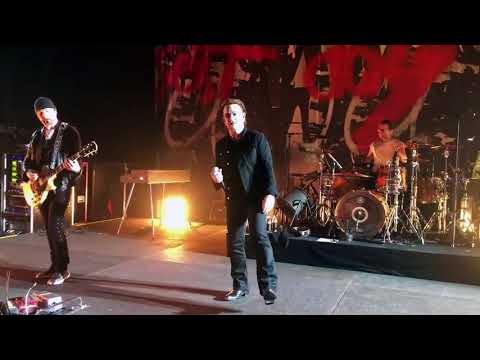 U2 - Who's Gonna Ride Your Wild Horses [multicam & soundboard] - 2018-06-11 Apollo Theatre NY