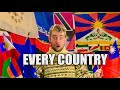 How I asked EVERY country's embassy for flags [part 1]