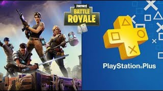 FORTNITE BATTLE ROYALE #21 PSN CARD GIVEAWAY WATCH TO WIN