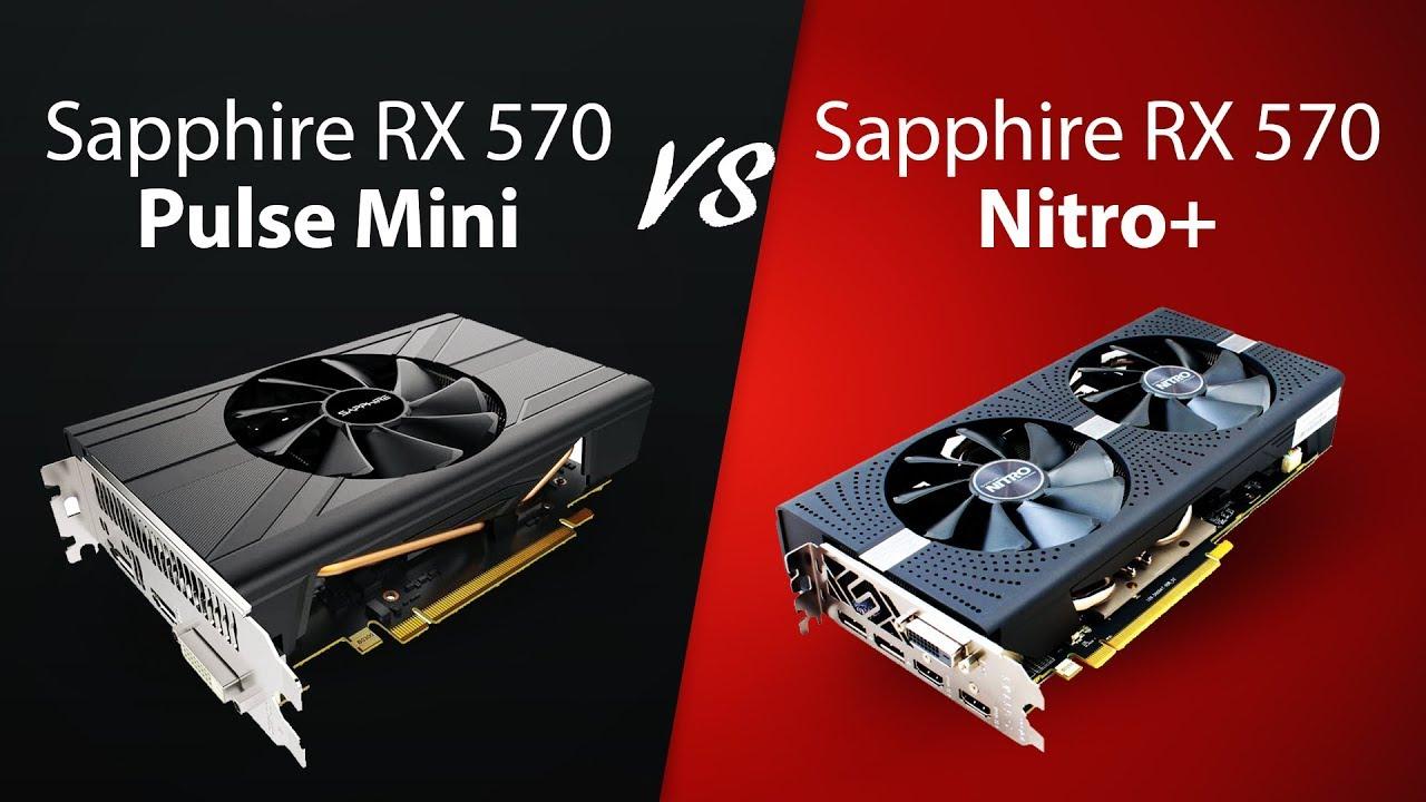 Najtańsze vs Najdroższe – RX 570 | Porównanie Kart Graficznych Sapphire