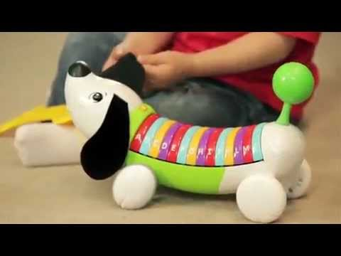 LeapFrog AlphaPup - Learning Toy