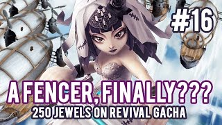 Revival set have fencers + I want a fencer = GACHA Download Rune St...