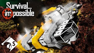 Survival Impossible - Reconstructed Sandwich #47 - Space Engineers Hardcore Survival