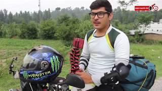 Traveling to NARAN on 70cc | From Karak To Naran | 70cc Touring bike |