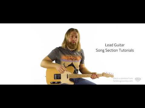 Lonesome, On'ry and Mean Guitar Lesson and Tutorial - Waylon Jennings