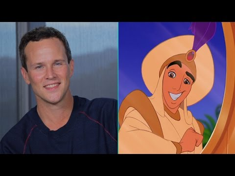 'Aladdin' Star Scott Weinger on Meeting His Hero Robin Williams