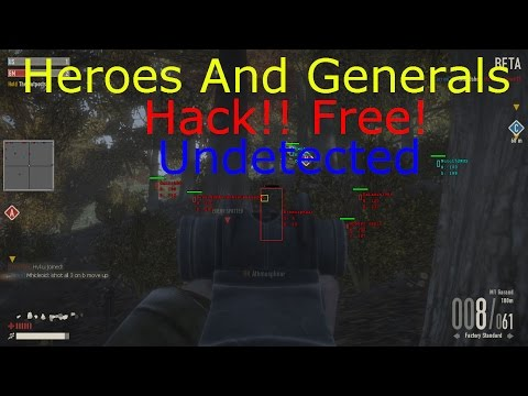 free aimbot for heroes and generals