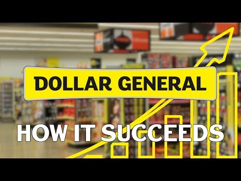 How Dollar General Succeeds When Retail Is Failing | BusinessKast
