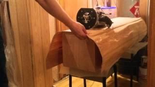Любительское шпонирование в домашних условиях (www.ivk-audio.ru)